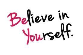 believe in yourself - higgy magadban